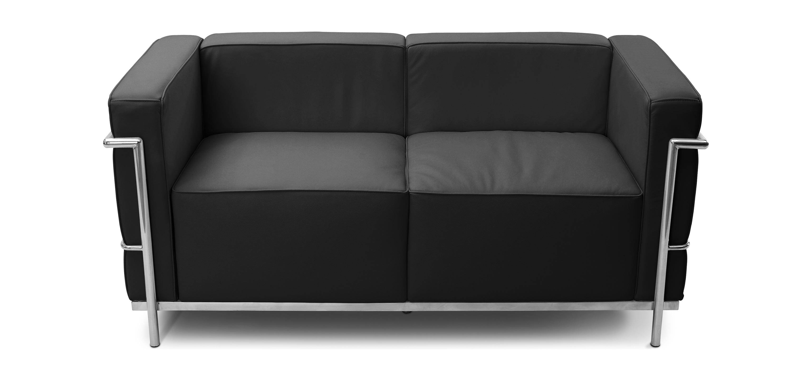canap design kart3 2 places simili cuir pas cher. Black Bedroom Furniture Sets. Home Design Ideas