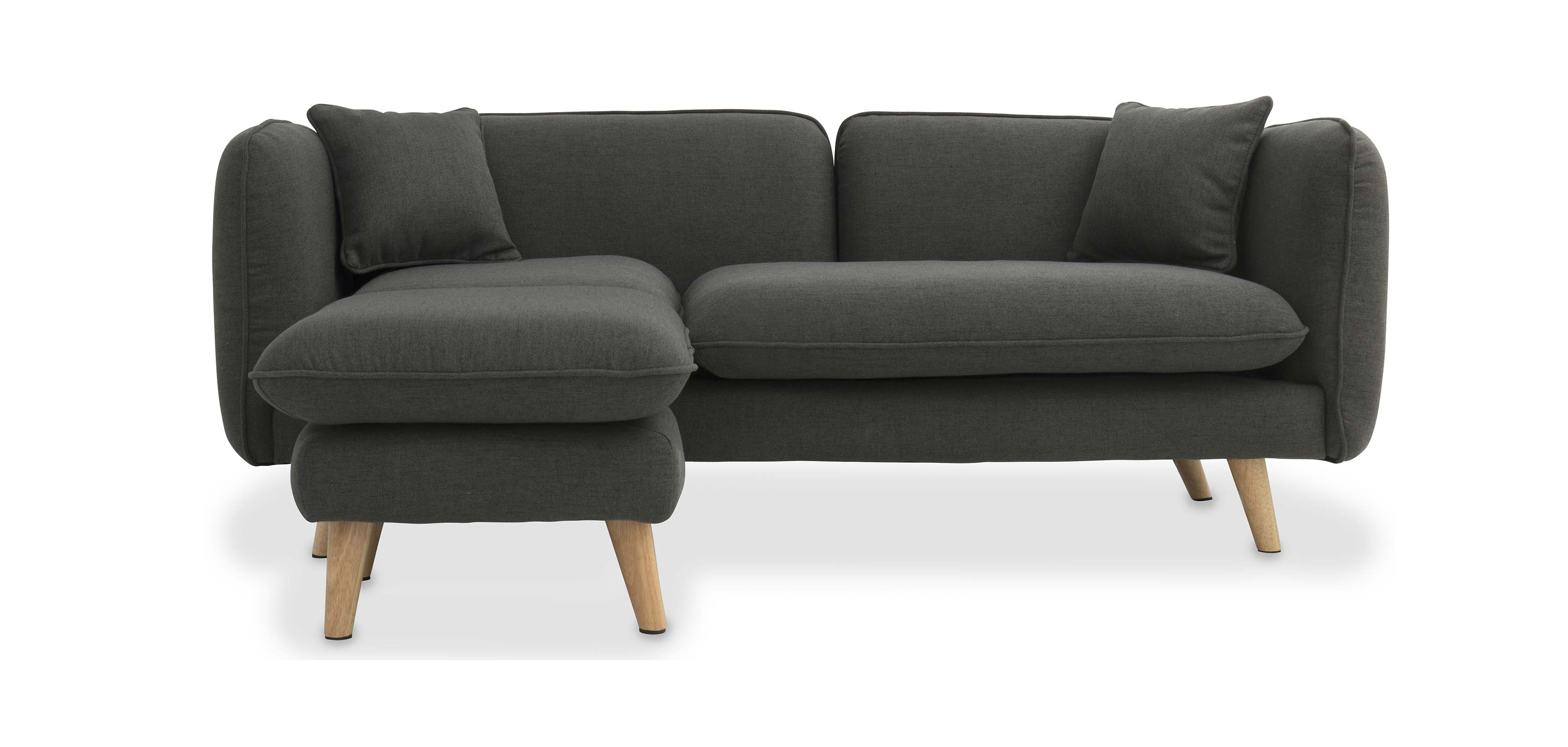 scandinavian corner sofa elm corner sofa by cor design. Black Bedroom Furniture Sets. Home Design Ideas