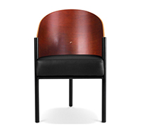 Costes design Chair Philippe S. Style - Premium Leather