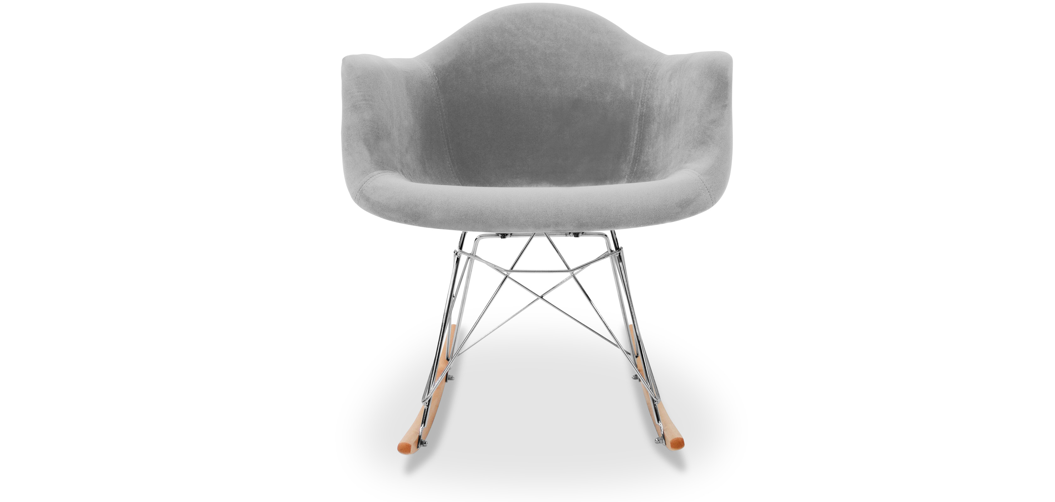 Chaise a bascule design 28 images eames rar rocking for Chaise salon contemporaine