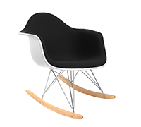 Balance  Rocking Chair - Faux Leather
