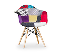 Chaise Patchwork Pas Cher Maison Image Idee