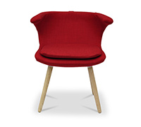Scandinavian design Frost Chair FurnID Style - Fabric