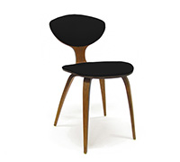 Cherner Chair Norman Cherner style - Premium Leather