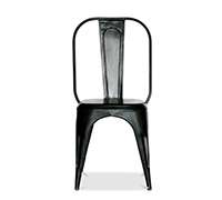 Tolix Vintage Chair Xavier Pauchard Style - Metal