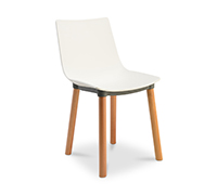 Scandinavian design Hall chair - Polypropylene Mate