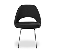 Side Executive Chair Eero Saarinen style - Fabric