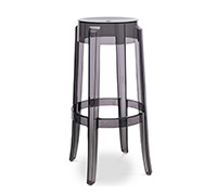Charles Ghost Bar Stool Philippe S. Style - 75cm