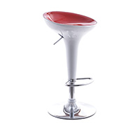 Taburete Giratorio de Bar Duo – Altura Ajustable