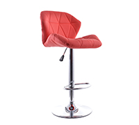 Taburete Giratorio de Bar Backrest – Altura Ajustable