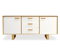 Buffet Voider Style Scandinave - Bois