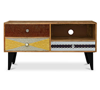 Meuble TV design Vintage Mady