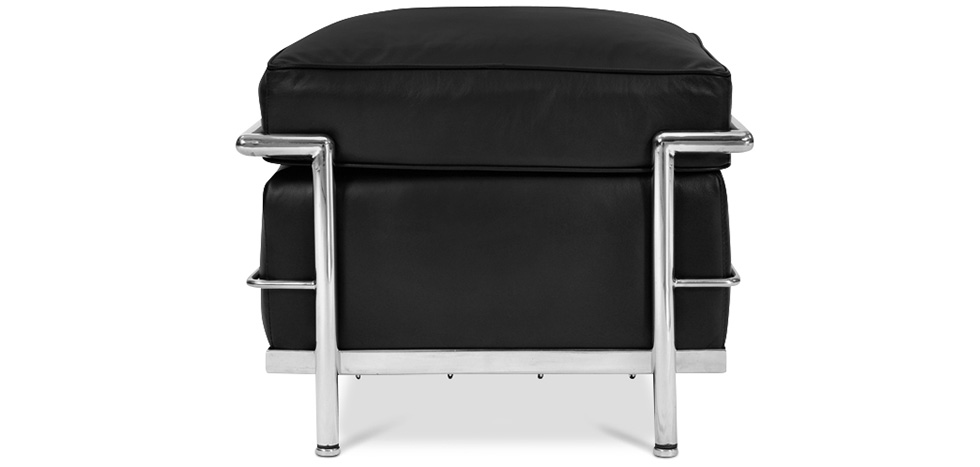 repose pied ottoman kart2 simili cuir pas cher. Black Bedroom Furniture Sets. Home Design Ideas