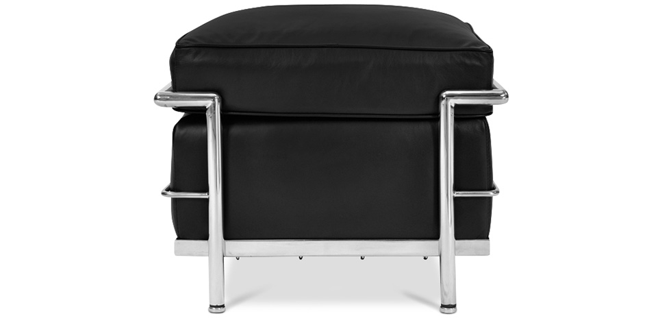 repose pied ottoman kart2 cuir premium pas cher. Black Bedroom Furniture Sets. Home Design Ideas