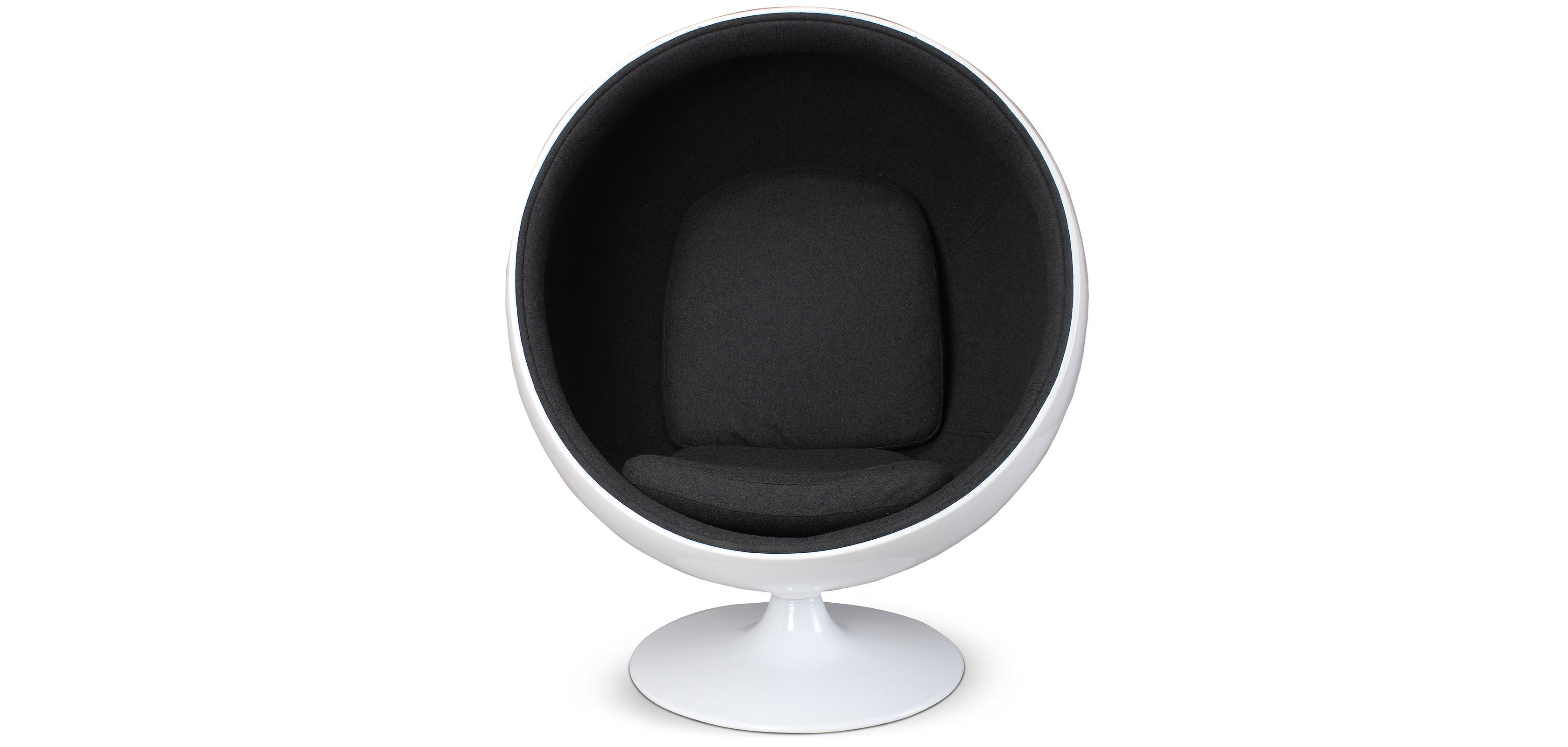 ball chair fauteuil ballon style eero aarnio tissu pas cher. Black Bedroom Furniture Sets. Home Design Ideas