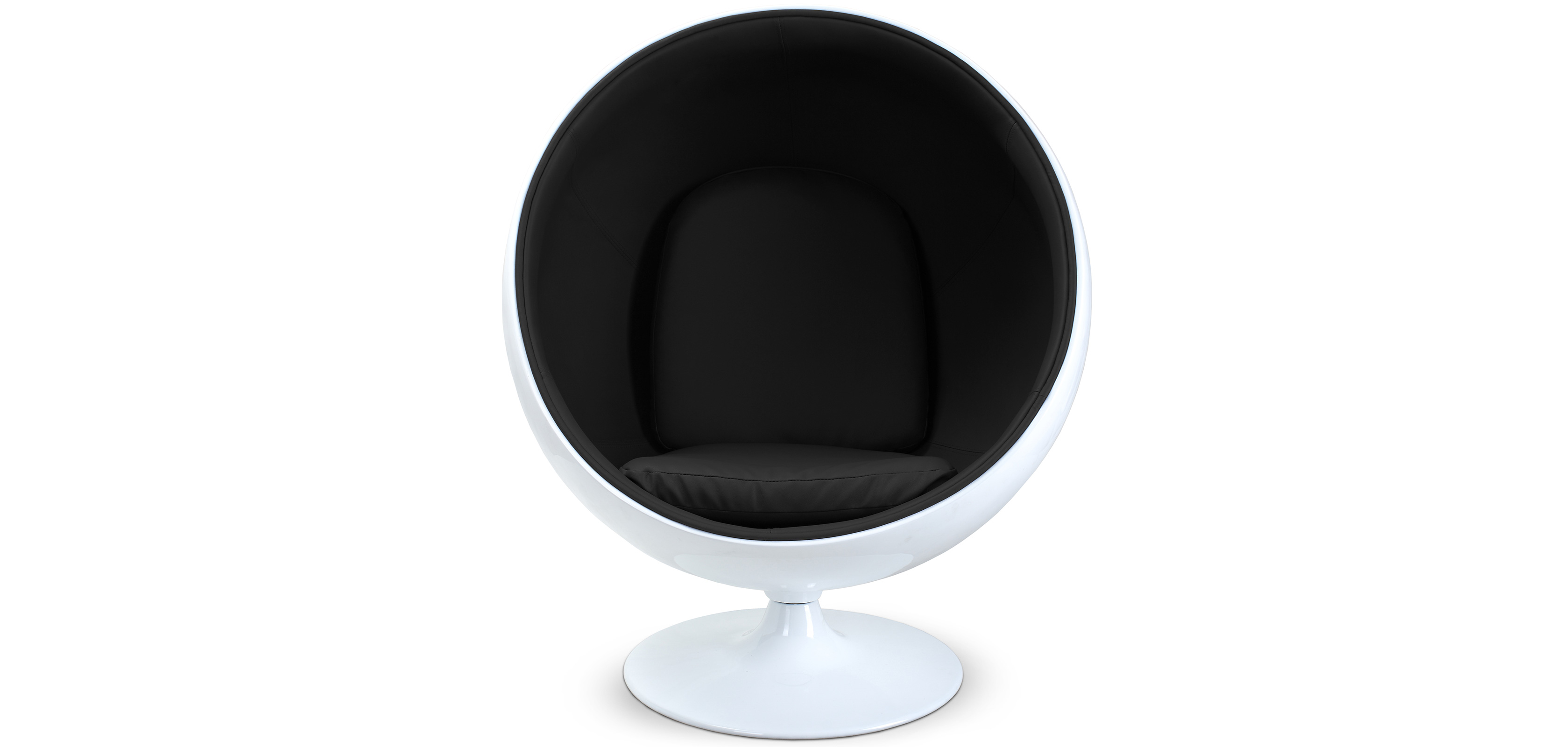 ball chair fauteuil ballon style eero aarnio simili cuir pas cher. Black Bedroom Furniture Sets. Home Design Ideas