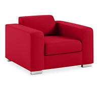 Fauteuil bas minimaliste - Relax