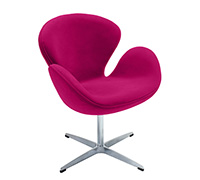 Flamingo Chair - tessuto