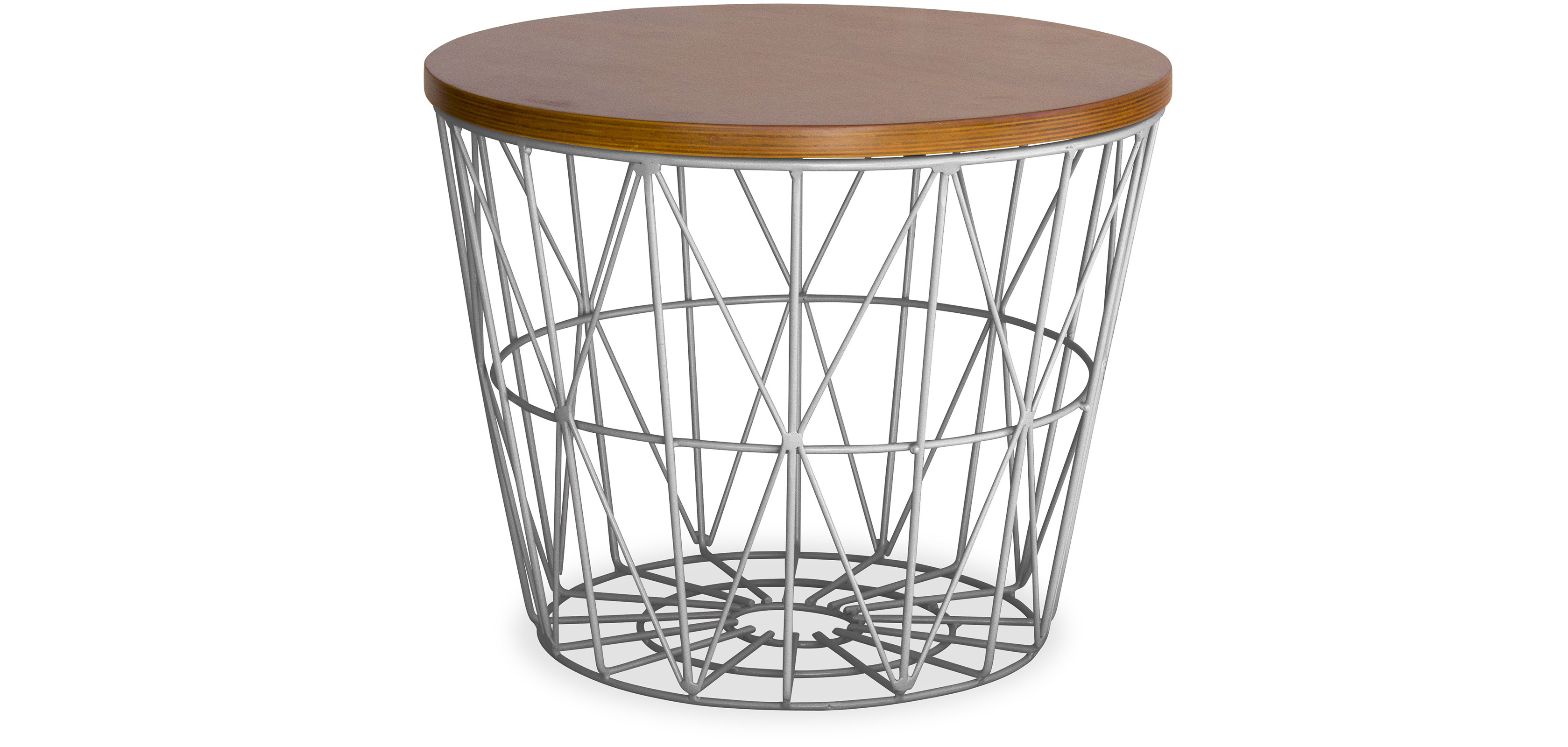 Basket side table occasional tables - Tables d appoint ...
