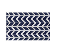 Tapis design style Scandinave Arrow