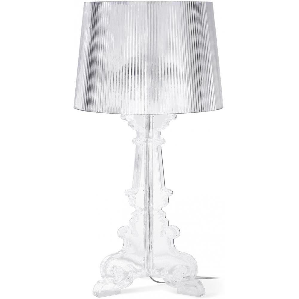 Transparent guide d 39 achat for Lampe kartell bourgie petit modele
